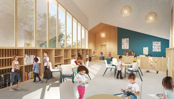 Ecole élémentaire Berthelot Mérignac