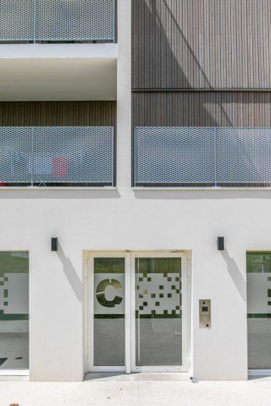 ZAC Auson Bruges logements la chenaie