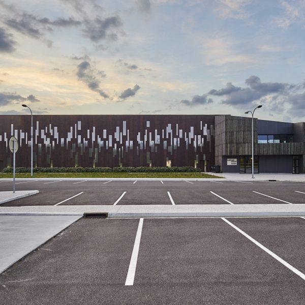 Gymnase Lacanau