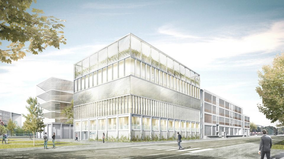 CIRI et SFR Biosciences à Lyon