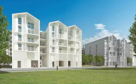 Logements volumes capables Brazza