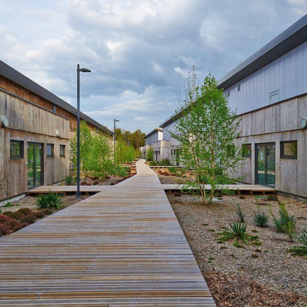 Technopole de la construction durable Domolandes