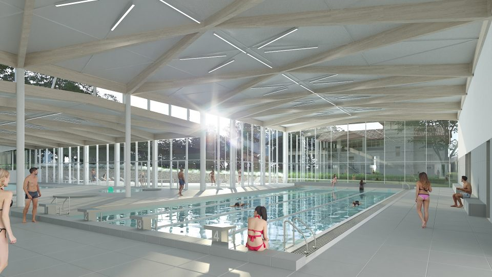 piscine fongravey blanquefort