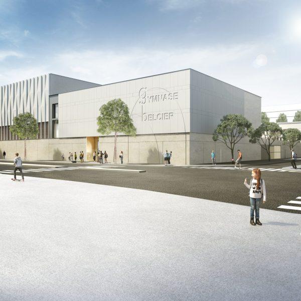 Collège Belcier Bordeaux