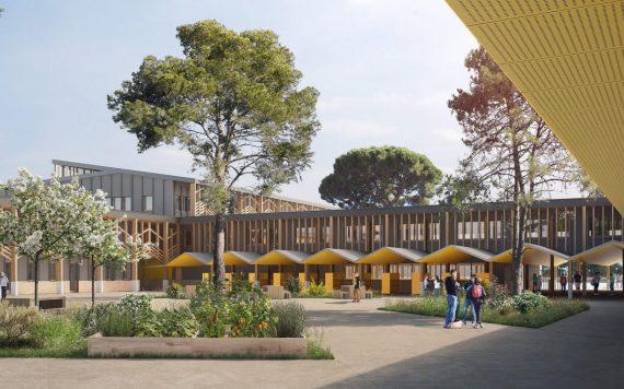 Lycée au Barp
