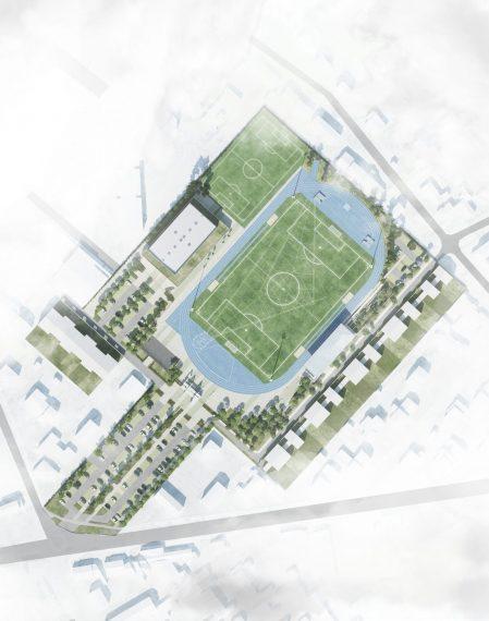 Complexe sportif Châtelaillon-Plage