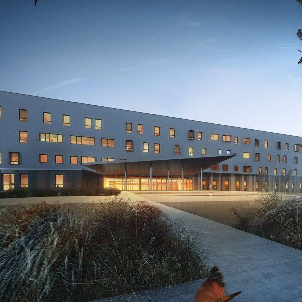Hôpital de Libourne